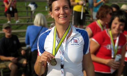 Tamsin Belding – Medal