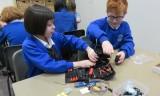 Robot Club Builds Mini Vehicles