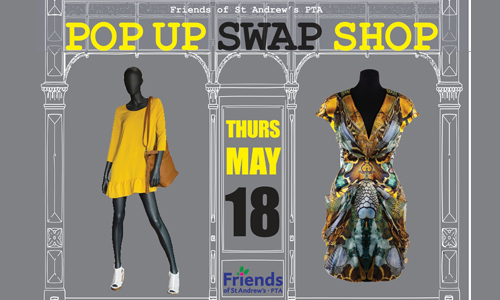 pop up swap shop