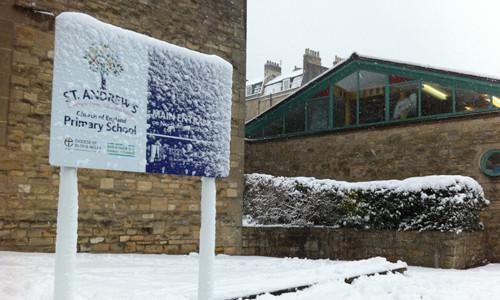 StAndrews_SchoolSign_snow01s